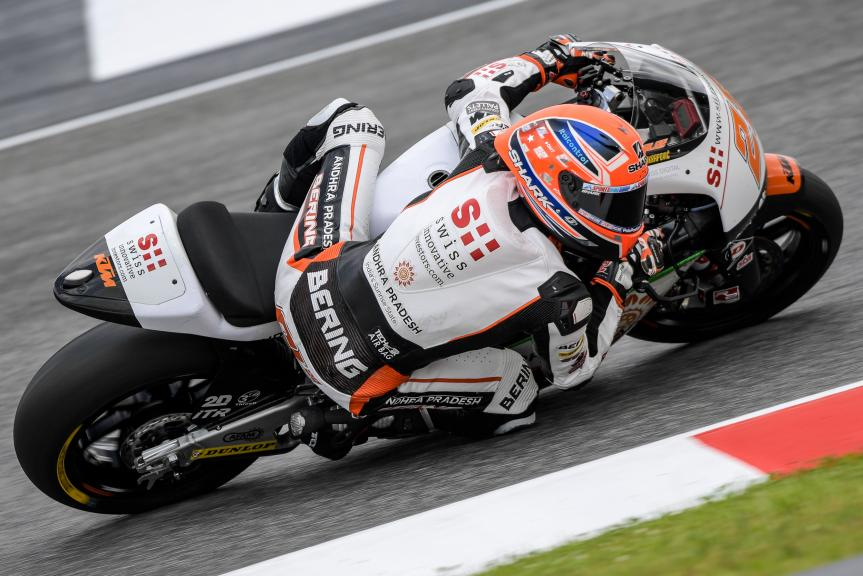 Sam Lowes, Swiss Innovative Investors, Gran Premio d'Italia Oakley