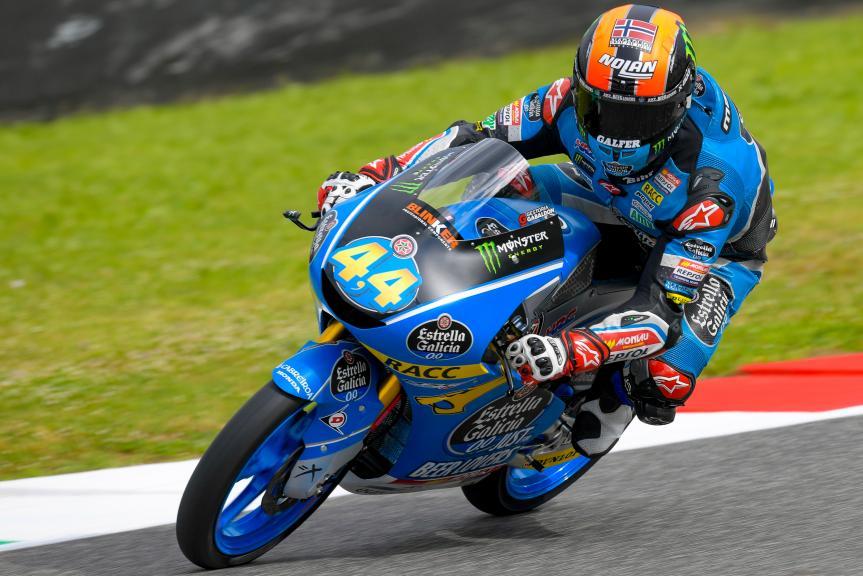 Aron Canet, Estrella Galicia 0,0, Gran Premio d'Italia Oakley