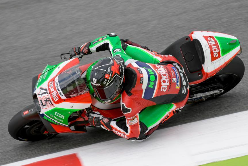 Scott Redding, Aprilia Racing Team Gresini, Gran Premio d'Italia Oakley