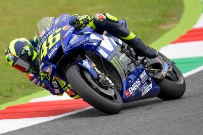 Rossi: 'E domani, un bel time-attack'