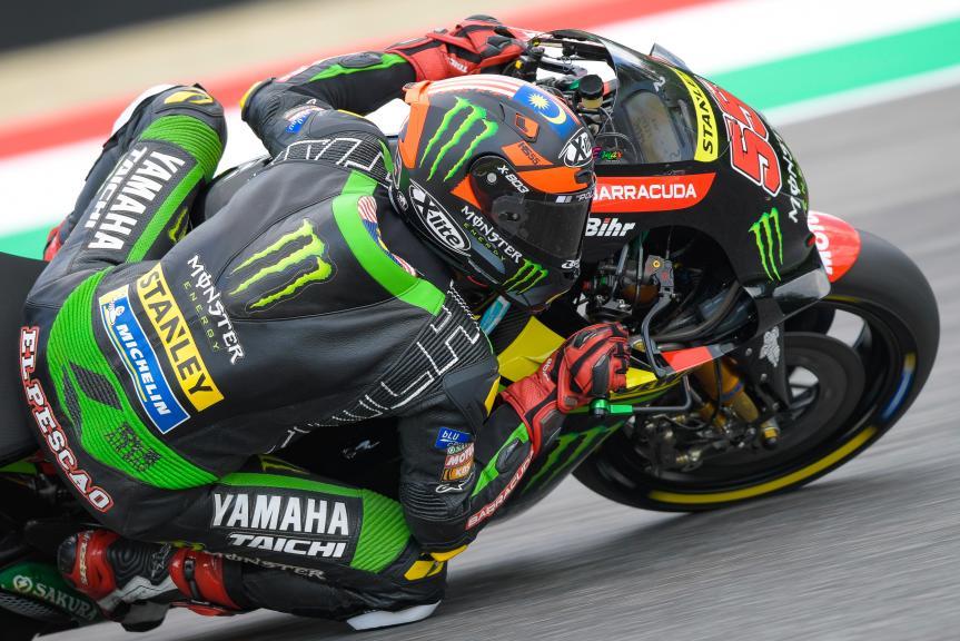 Hafizh Syahrin, Monster Yamaha Tech 3, Gran Premio d'Italia Oakley