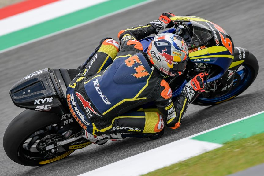 Bo Bendsneyder, Tech 3 Racing, Gran Premio d'Italia Oakley