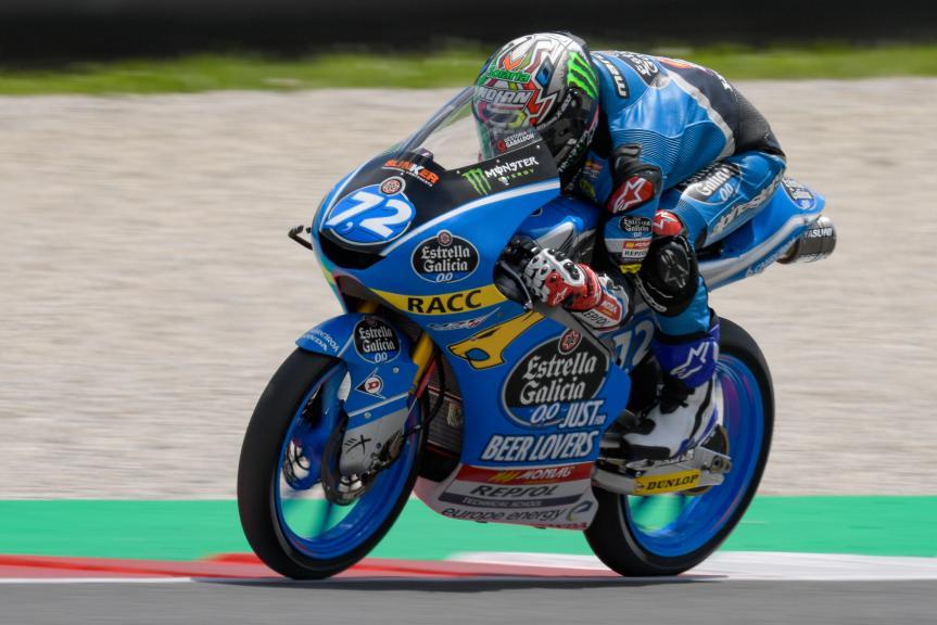 Alonso Lopez, Estrella Galicia 0,0, Gran Premio d'Italia Oakley