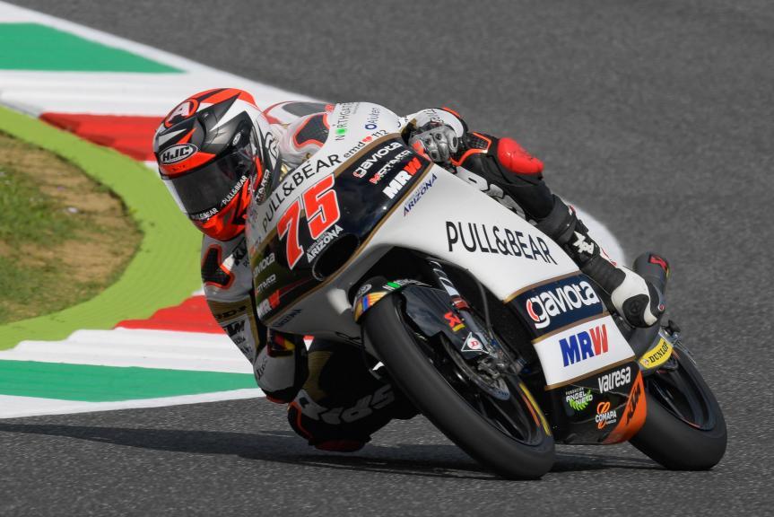 Albert Arenas, Angel Nieto Team Moto3, Gran Premio d'Italia Oakley