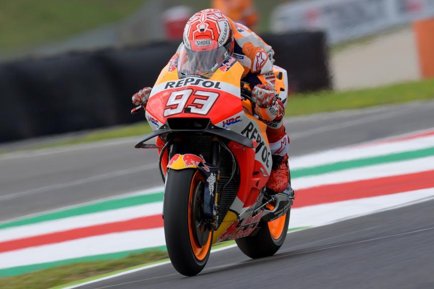 Marc Marquez, Repsol Honda Team, Gran Premio d'Italia Oakley