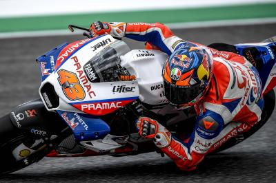 "Miller ""surprised"" by searing Mugello pace"