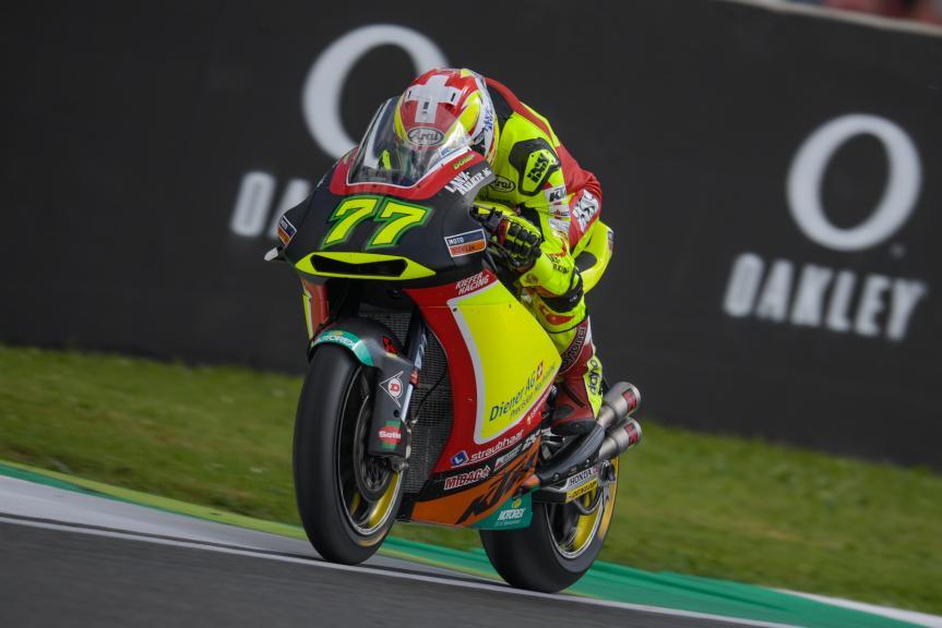 Dominique Aegerter, Kiefer Racing, Gran Premio d'Italia Oakley