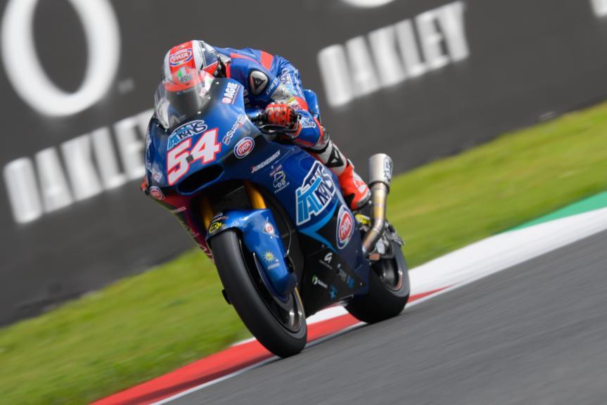 Mattia Pasini, Italtrans Racing Team, Gran Premio d'Italia Oakley