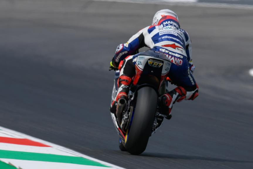 Romano Fenati, Marinelli Snipers Team, Gran Premio d'Italia Oakley