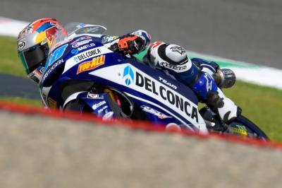 Martin quickest in Moto3™ FP1