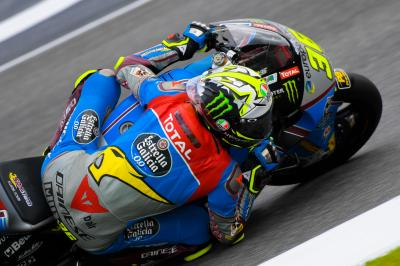Mir and Lowes lead the Italians in Mugello