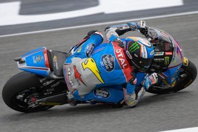 Moto2™: Á. Márquez domine la FP1 au Mugello
