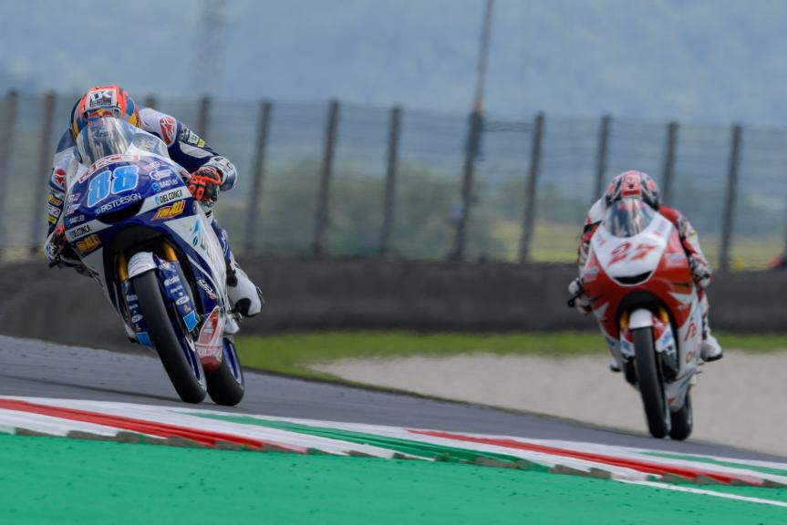 Jorge Martin, Del Conca Gresini Moto3, Gran Premio d'Italia Oakley