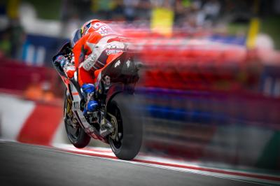 Dovi sets a new speed record as Iannone stuns Mugello