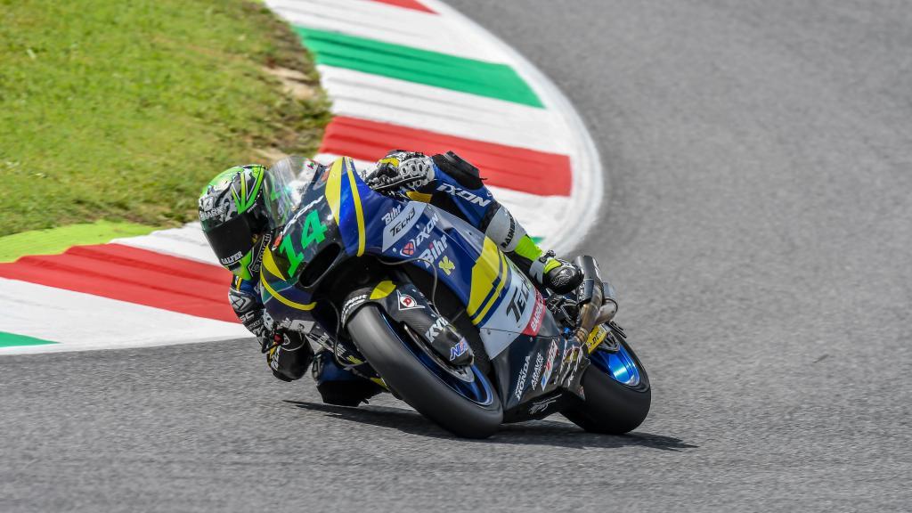 Hector Garzo, Tech 3 Racing, Gran Premio d'Italia Oakley