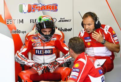 Michele Pirro: update following the Italian's crash