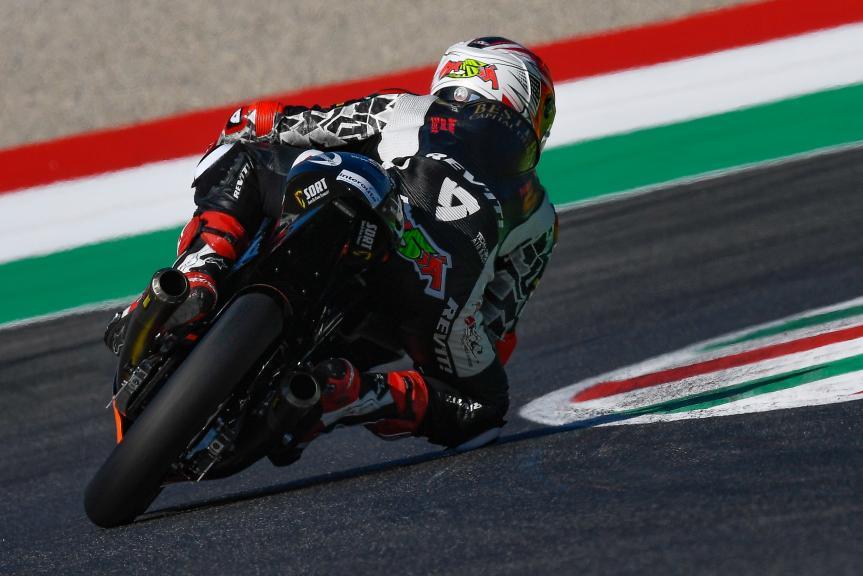 Jaime Masia, Bester Capital Dubai, Gran Premio d'Italia Oakley