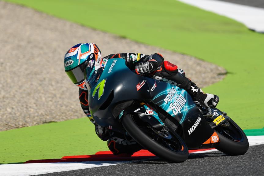 Adam Norrodin, Petronas Sprinta Racing, Gran Premio d'Italia Oakley