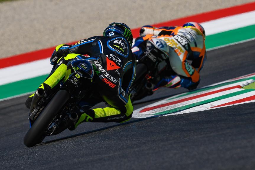 Nicolo Bulega, Sky Racing Team VR46, Gran Premio d'Italia Oakley
