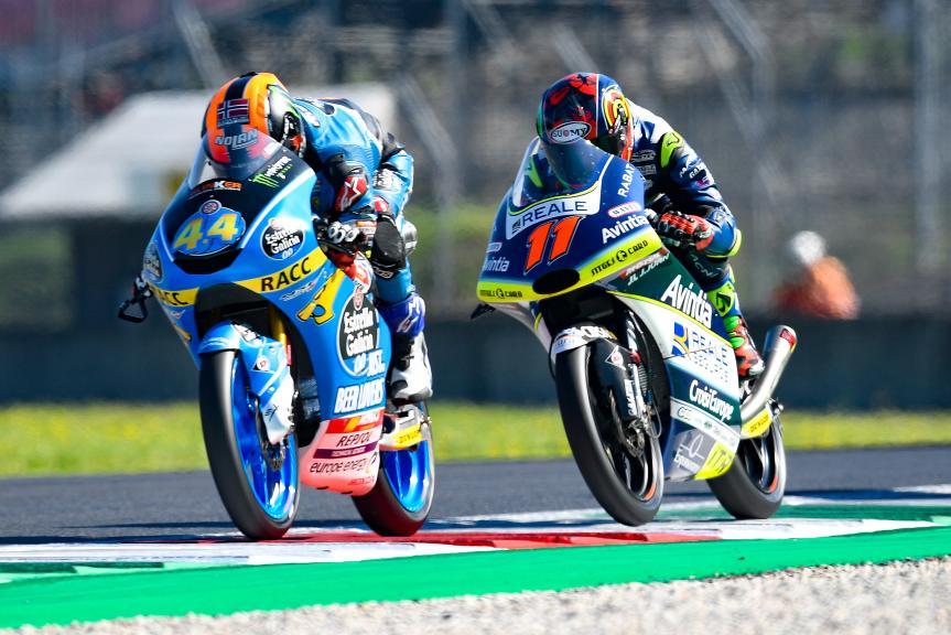 Livio Loi, Aron Canet, Gran Premio d'Italia Oakley