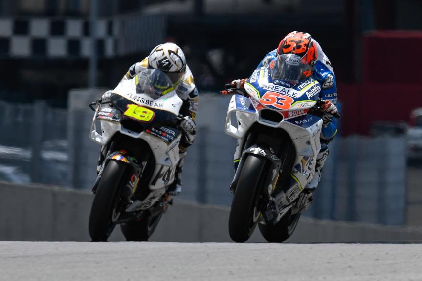 Alvaro Bautista, Angel Nieto Team, Tito Rabat, Reale Avintia Racing, Gran Premio d'Italia Oakley