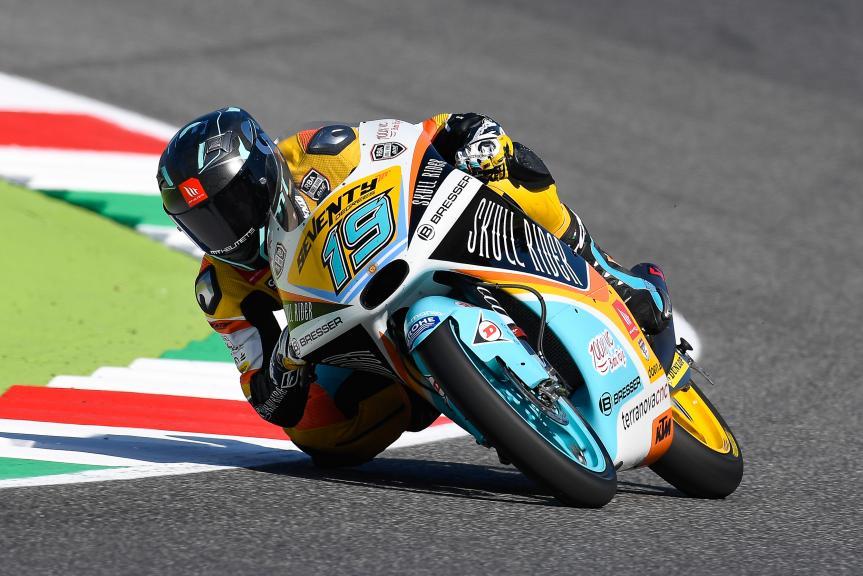 Gabriel Rodrigo, RBA BOE Skull Rider, Gran Premio d'Italia Oakley