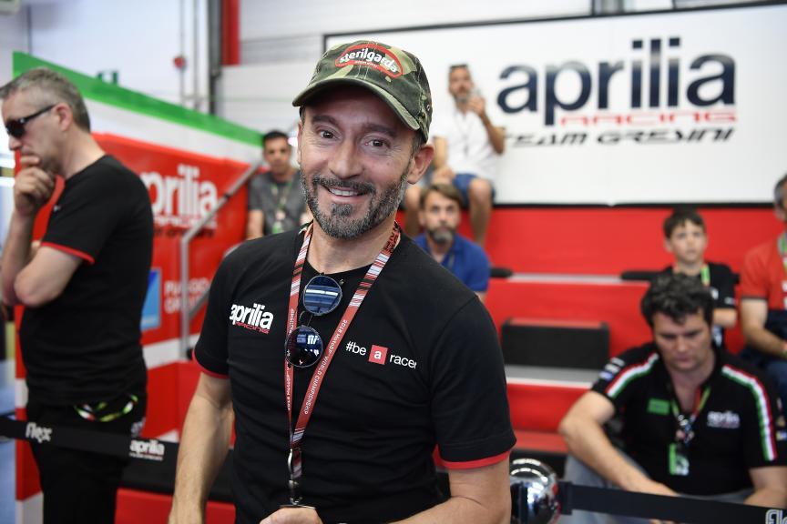 Max Biaggi, Gran Premio d'Italia Oakley