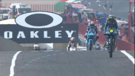 Revivez la troisième séance d'essais libres de la catégorie Moto3™ au Mugello.