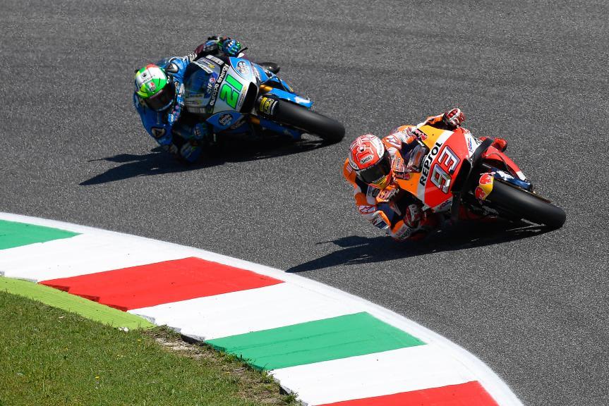 Franco Morbidelli, Eg 0,0 Marc VDS, Marc Marquez, Repsol Honda Team, Gran Premio d'Italia Oakley