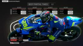 Find out exactly how fast the MotoGP™ riders could have gone at the Italian GP