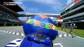 Vuelve a ver la vuelta clasificatoria del italiano en el Autódromo Internacional de Mugello