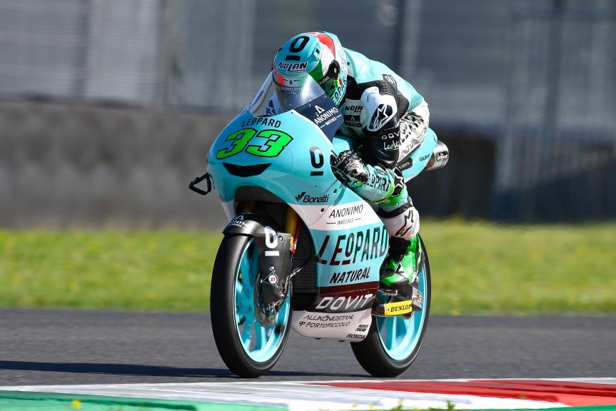 Enea Bastianini, Leopard Racing, Gran Premio d'Italia Oakley