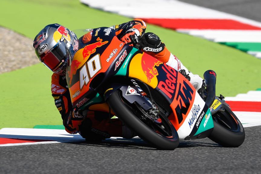 Darryn Binder, Red Bull KTM Ajo, Gran Premio d'Italia Oakley