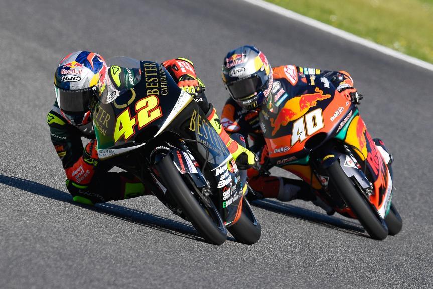 Marcos Ramirez, Darryn Binder, Gran Premio d'Italia Oakley