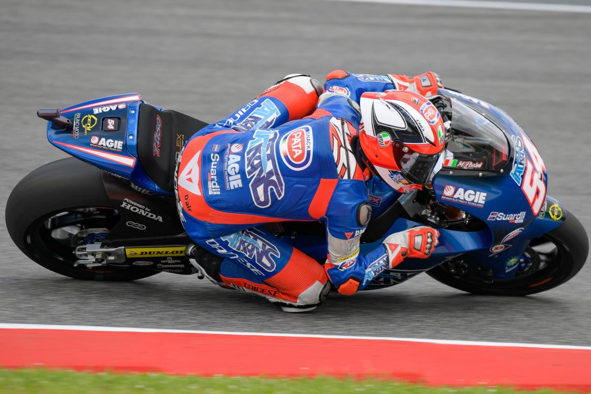 Pasini fastest, 20 riders in a second! | MotoGP™