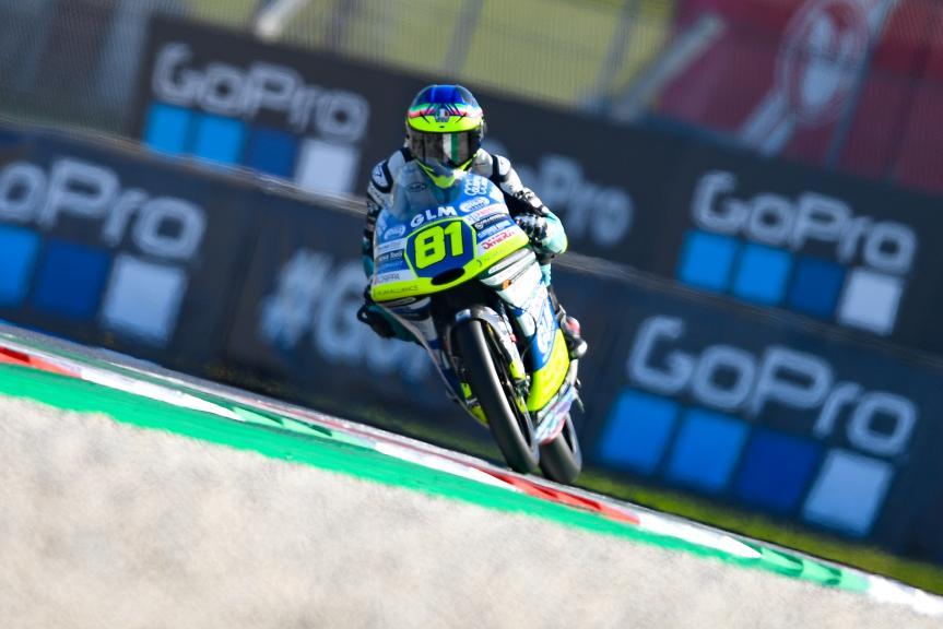 Stefano Nepa, NRT Junior Team, Gran Premio d'Italia Oakley