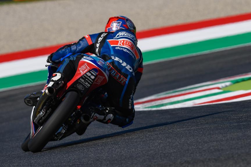 Jakub Kornfeil, Pruestelgp, Gran Premio d'Italia Oakley