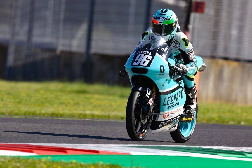 Manuel Pagliani, Leopard Junior Team, Gran Premio d'Italia Oakley