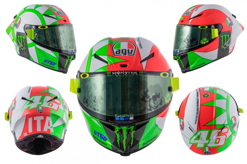 Rossi Helmet Ita