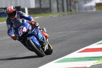 Home turf pole for Pasini at Mugello
