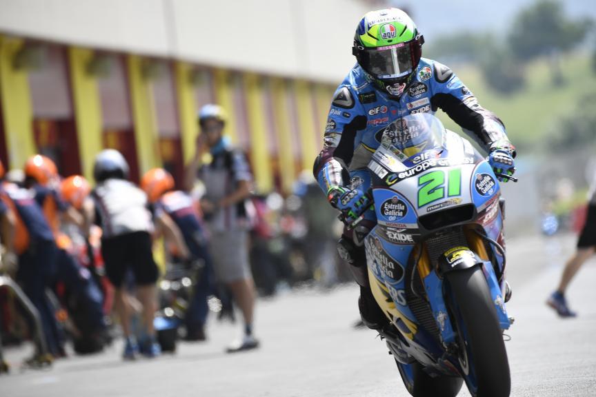 Franco Morbidelli, Eg 0,0 Marc VDS, Gran Premio d'Italia Oakley