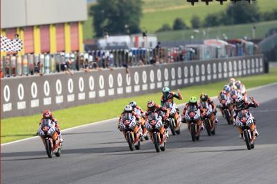 Kunii triomphe en Red Bull MotoGP Rookies Cup au Mugello