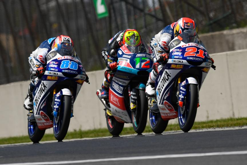 Moto3, Gran Premio d'Italia Oakley