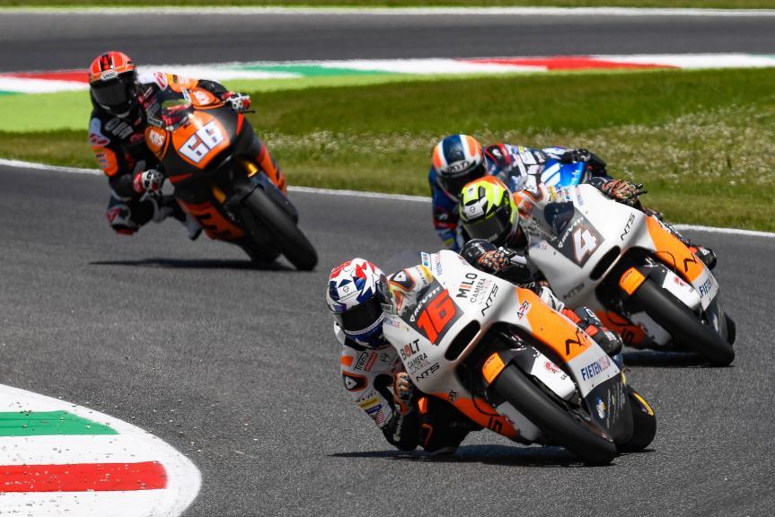 Moto2, Gran Premio d'Italia Oakley