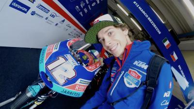 GoPro™: un giorno con Marco Bezzecchi