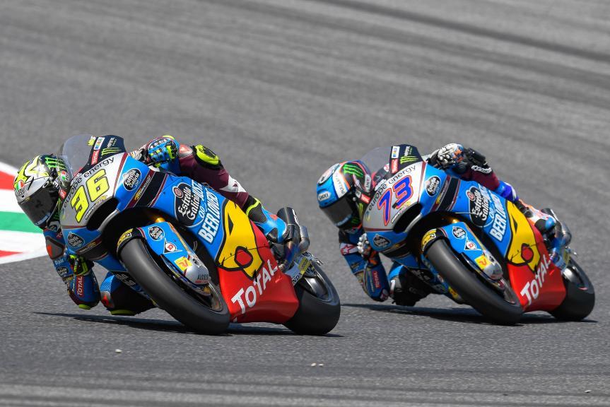 Joan Mir, Alex Marquez, Eg 0,0 Marc VDS, Gran Premio d'Italia Oakley