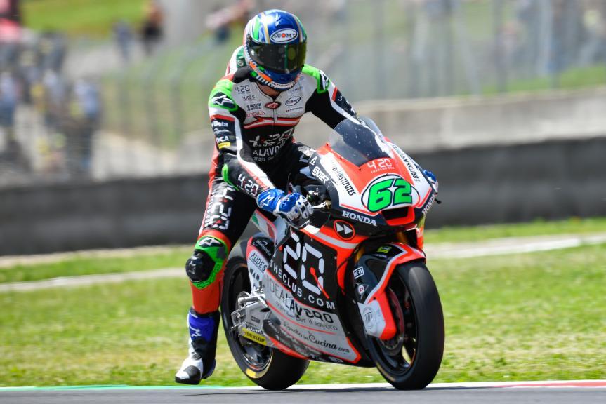 Stefano Manzi, Forward Racing Team, Gran Premio d'Italia Oakley