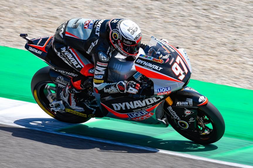 Xavi Vierge, Dynavolt Intact GP, Gran Premio d'Italia Oakley