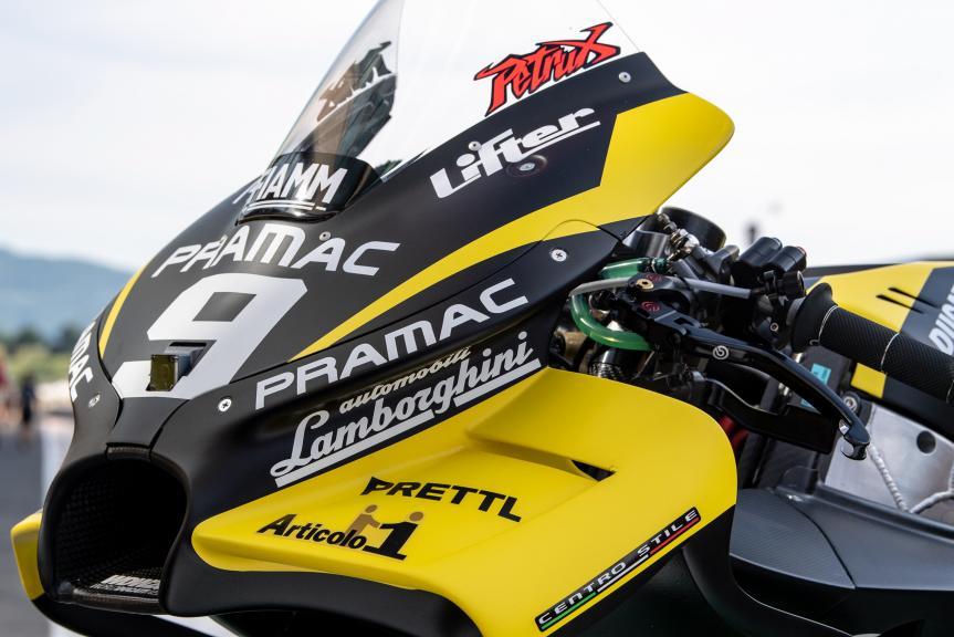 Alma Pramac Racing - Lamborghini