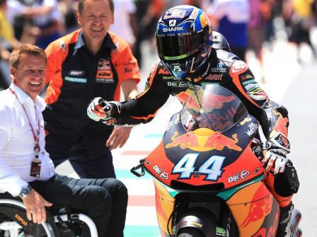 Moto2, Race, Gran Premio d'Italia Oakley